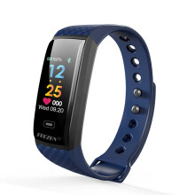 SANDA CK17S IP67 Waterproof Heart Rate Tracker Pedometer Sport Smart band  For IOS Android Smart phone
