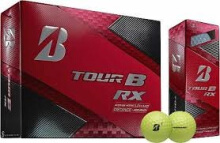 BALL BRIDGESTONE TOUR B 71 RX YELLOW