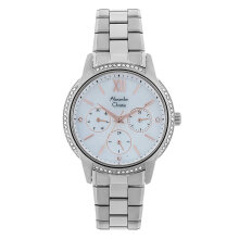 Alexandre Christie AC 2720 BF BSSMS Ladies Mother Of Pearl Dial Stainless Steel  [ACF-2720-BFBSSMS]