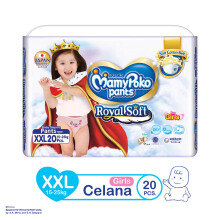 MAMYPOKO Royal Soft Popok Pants Girl XXL - 20