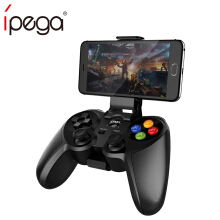 iPega PG-9078 Wireless Bluetooth Joystick Gamepad Game Controller Adjusted Holder for Android/ iOS Tablet PC Smartphone Consoles Black
