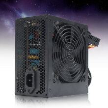 Blitzwolf 650W PSU ATX 12V Gaming PC Power Supply 24Pin / Molex / Sata 650 Walt 12CM Fan   -  -