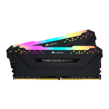CORSAIR DDR4-2666 16GB Vengeance RGB PRO For Desktop PC (2X8GB) CMW16GX4M2A2666C16