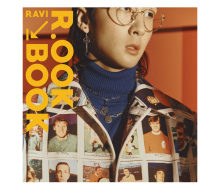 Ravi (VIXX) - 2nd Mini Album [R.OOK BOOK]