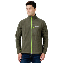 COLUMBIA Fast Trek Ii Full Zip Fleece - Peatmoss Fission