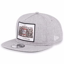 NEW ERA NE x Run DMC - Boombox Heather Grey (The Golfer/Snapback) [All Size] 11542453