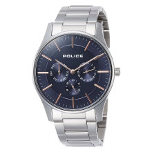 Police Courtesy PL.14701JS/03MA Men Blue Dial Stainless Steel Watch [PL.14701JS/03MA]