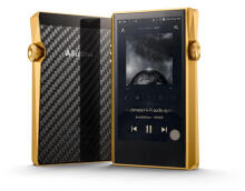 Astell&Kern AAstell&Kern A&Ultima SP1000M High-Resolution Audio Player - Royal Gold&Ultima SP1000M High-Resolution Audio Player - Royal Gold