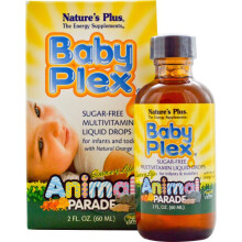 Nature's Plus Baby Plex Animal Parade - 60 ml