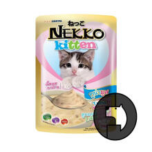 NEKKO 70 gr kitten tuna mousse