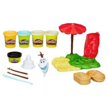 Play-Doh Olaf Summertime Featuring Disney Frozen - B3401