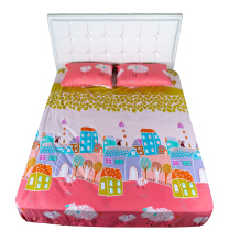NYENYAK Happy House Comforter Set / Fitted Sheet - King/Queen/Single