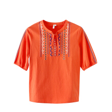 INMAN 1882012292 Blouse Orange
