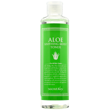 Secret Key Aloe Soothing Moist Toner 248ml