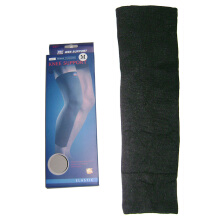 EELIC KNEE-667 HITAM KNEE LONG SUPPORT LONG KNEE GUARD DEKER UKURAN L Hitam L