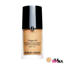 Giorgio Armani Designer Lift Smoothing Firming Foundation SPF 20 #4 Light, Warm