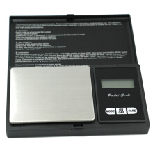 Jantens high precision 200g x 0.01g Digital kitchen Scale Black 200g x 0.01g