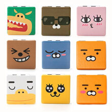 Kakao Friends Hand Mirror Square