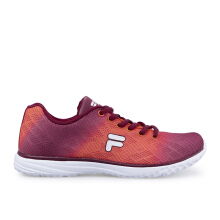 FILA Alice - Dark Red/White/Red