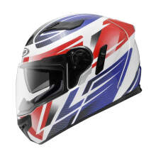 ZEUS  ZS-813 AN1 - Helm Full Face - White Blue