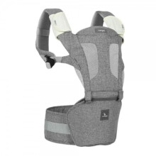 i-Angel Gendongan Bayi Magic 7 Hipseat Carrier + Hipseat - Grey