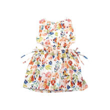 Kids Icon - Dress Anak Perempuan Floral Sleveless Dress - DGDS1500180
