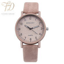 PEKY WW120 Ladies Watch Fashion Leather Watch Ladies Watch Clock