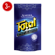 TOTAL Almeera Liquid Detergent Sport & Active 750ml x 3pcs