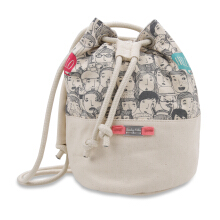 Exsport Lit Bucket Bag - Cream