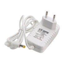 AC220-240V to DC12V 2A 24W EU Plug Power Supply Adapter Transformer for LED Strip Light