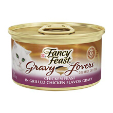FANCY FEAST GRAVY LOVERS Chicken Feast 85gr [6pcs]