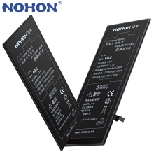 NOHONO Battery For Apple iPhone 6S 6GS Replacement Original Phone Batteries 2175mAh 2225mAh High Capacity Black