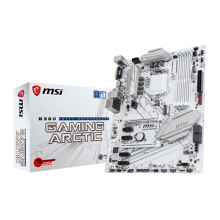 MSI B360 Gaming Arctic/ 4x PCIEx1 / 2x PCIEx16 / HDMI/ Display Intel Socket 1151 ATX Motherboard