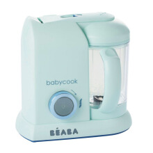 BEABA Babycook Solo Limited Edition - Blue Go