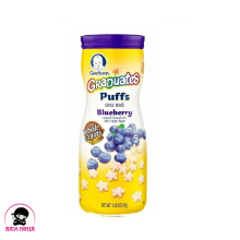 GERBER Graduates Puffs Blueberry Crackers 42 g
