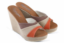 WOMEN WEDGES & HEEL KASUAL WANITA - GF.2719