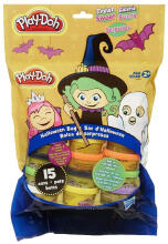 Play-Doh Halloween Bag 8pcs - A0560