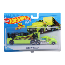 HOTWHEELS Car Included Rock & Race BDW51
