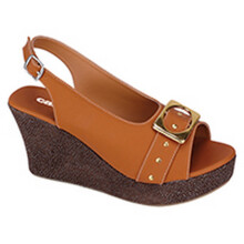 WEDGES CASUAL WANITA - MC 742