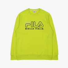 FILA 3D embroidered sweat shirt logo