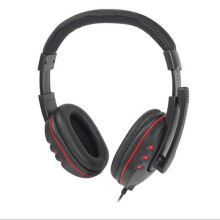BESSKY  New USB Wired Stereo Micphone Gaming Headphone For Sony PS3 PS4 PC _ Black
