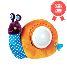 Oops Happy Light! Soft Night Light Mushee Color Yellow Age 0M+