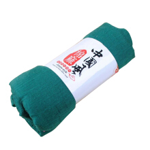 Qianyuanyuan simple wild candy color cotton and linen scarf
