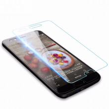 VOUNI Vivo Y53 HD transparent explosion-proof tempered glass screen protector Transparan
