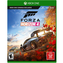 MICROSOFT Xbox One Game - Forza Horizon 4
