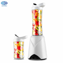 Jantens Portable Mini Electric Juicer Small-Scale Domestic Fruit Juice White