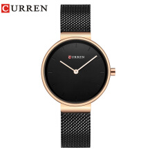 CURREN 9016 Women Watch New Quartz Top Brand Luxury Fashion Wristwatches Ladies Gift