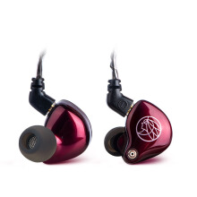 TFZ Series 2 HiFi In Ear Monitor Earphone with Detachable Cable - Dark Purple