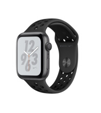 Apple Watch Series 4 GPS Nike 44mm Space Grey Black Anthracite