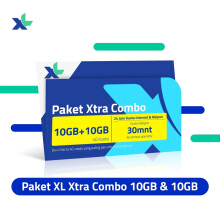 XL Xtra Combo 10GB + 10GB (Youtube) + Starter Pack